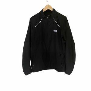 North Face Flight Series Black Windbreaker Jacket